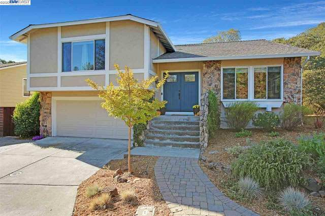135 Saint Germain Ln, Pleasant Hill, CA 94523 (#40926725) :: The Lucas Group