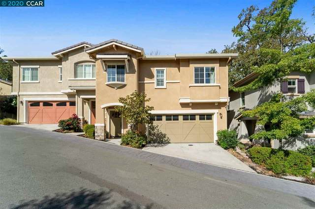 2291 Overlook Dr, Walnut Creek, CA 94597 (#40926750) :: The Lucas Group