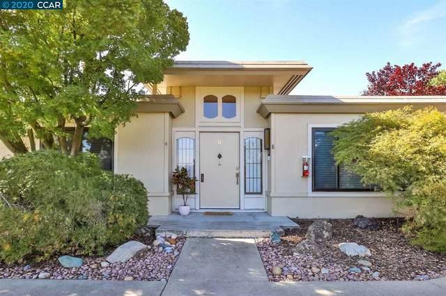1940 Golden Rain Rd. #8, Walnut Creek, CA 94595 (#40926753) :: The Grubb Company
