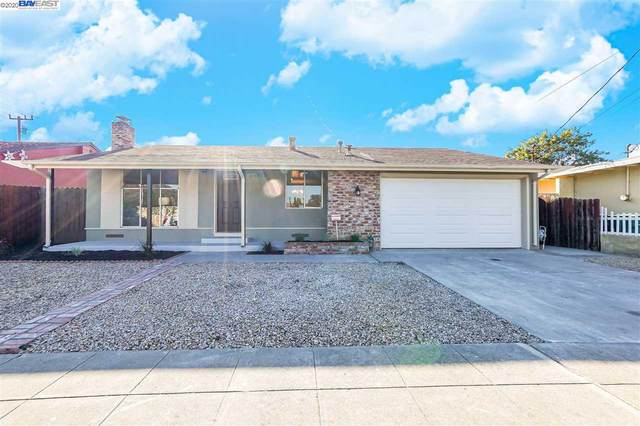 23925 Stonewall Ave, Hayward, CA 94541 (#40926781) :: The Lucas Group