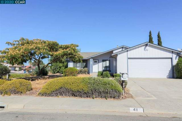 41 Solano Court, Bay Point, CA 94565 (#40926817) :: The Lucas Group
