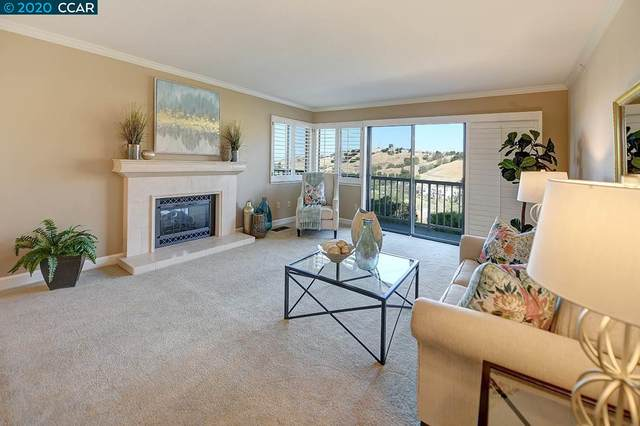 4348 Terra Granada Dr 2A, Walnut Creek, CA 94595 (#40926825) :: The Grubb Company