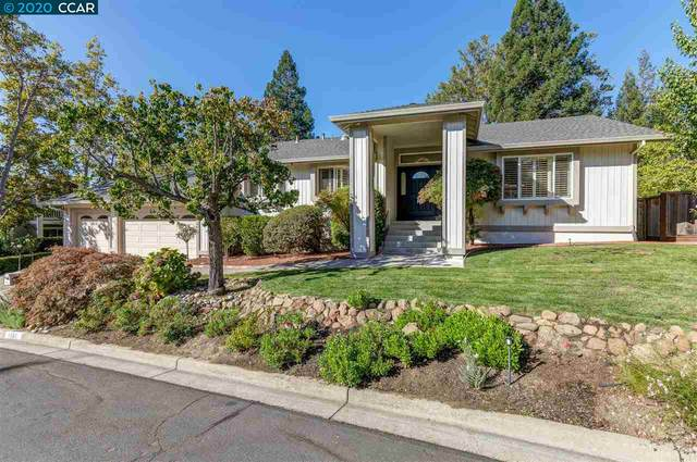 1957 Old Oak Dr, Walnut Creek, CA 94595 (#40926830) :: The Grubb Company