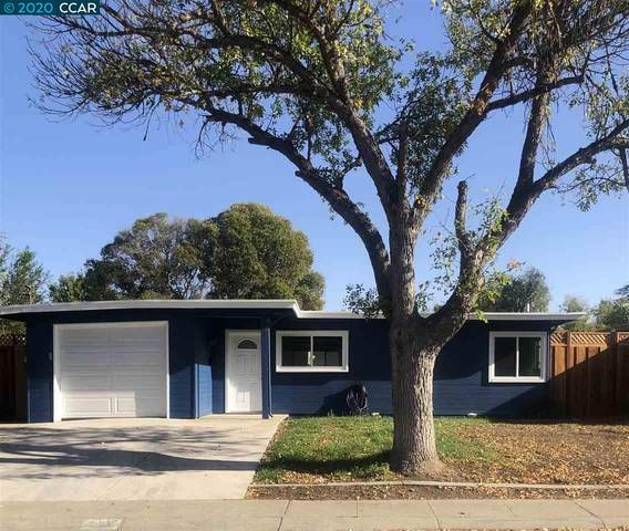 3124 Ameno Rd, Concord, CA 94519 (#40926845) :: The Lucas Group