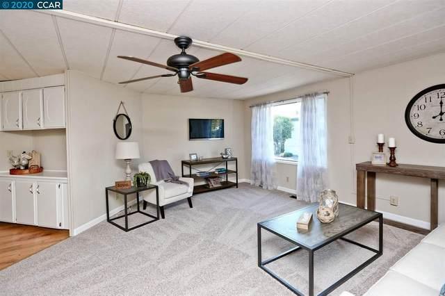 3231 Vineyard Ave #40, Pleasanton, CA 94566 (MLS #40926860) :: 3 Step Realty Group