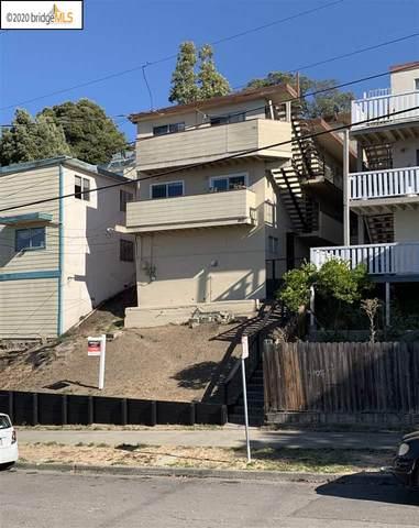 1912 16Th Ave, Oakland, CA 94606 (#40926911) :: Armario Venema Homes Real Estate Team