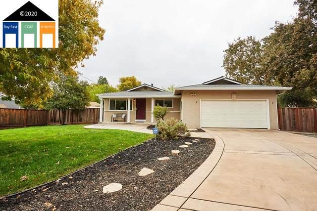 148 Ludell Dr, Walnut Creek, CA 94597 (#40926920) :: The Grubb Company