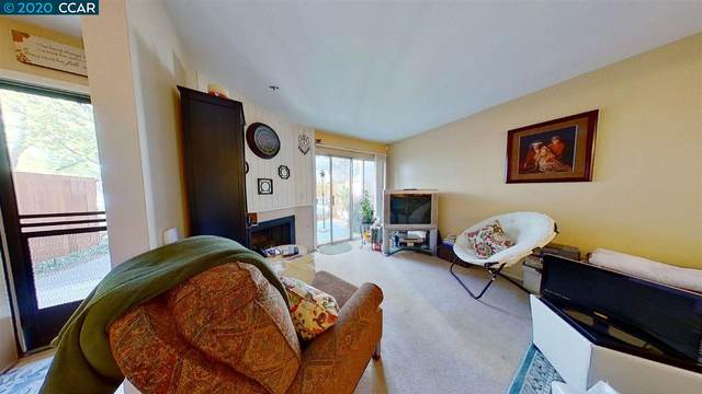 5333 Park Highlands Blvd #26, Concord, CA 94521 (#40926971) :: Armario Venema Homes Real Estate Team