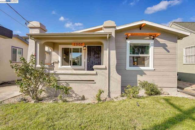 1507 67Th Ave, Oakland, CA 94621 (#40926979) :: The Lucas Group