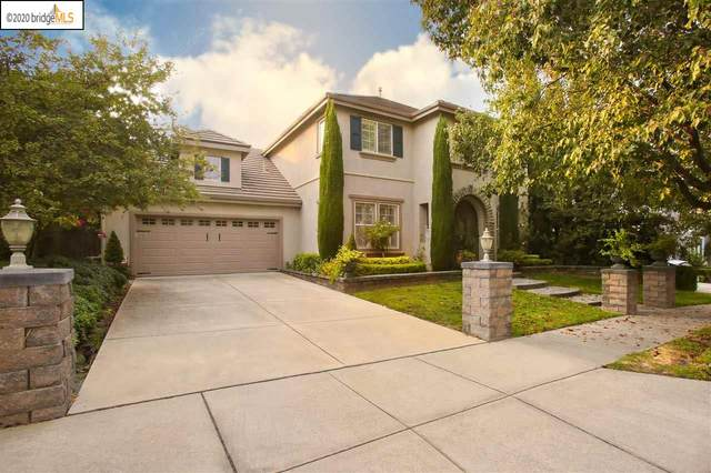 427 Iron Club Dr, Brentwood, CA 94513 (#40926982) :: Armario Venema Homes Real Estate Team