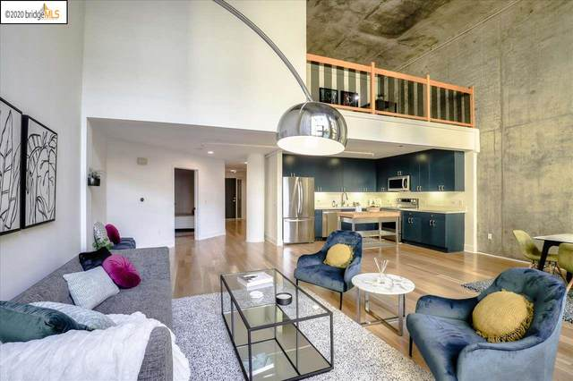 311 Oak St #518, Oakland, CA 94607 (#40927005) :: The Grubb Company
