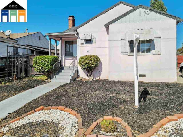 2733 106Th Ave, Oakland, CA 94605 (#40927033) :: The Lucas Group