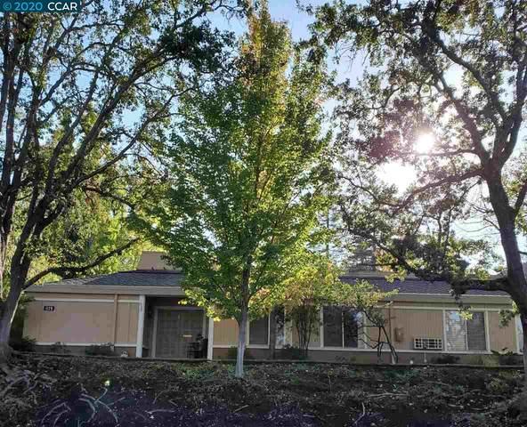 1129 Ptarmigan Drive #3, Walnut Creek, CA 94595 (#40927105) :: The Grubb Company