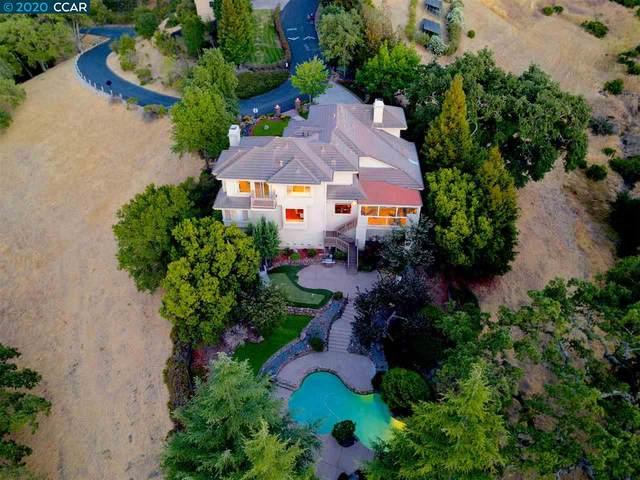 175 Chanticleer Ln, Alamo, CA 94507 (#40927193) :: Excel Fine Homes
