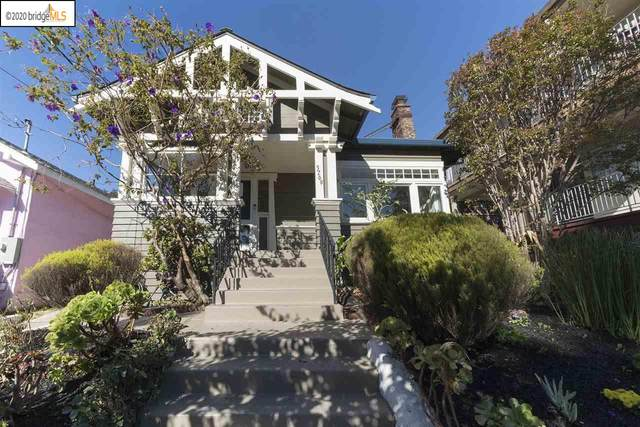 3769 Leighton St, Oakland, CA 94611 (MLS #40927226) :: 3 Step Realty Group