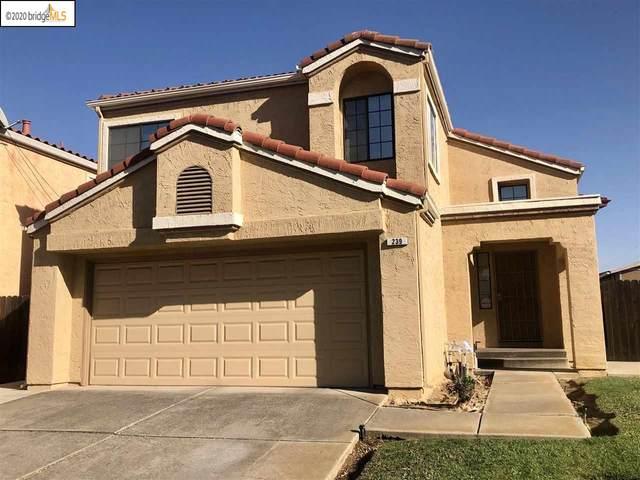 239 Rolfe Dr, Pittsburg, CA 94565 (#40927271) :: Blue Line Property Group