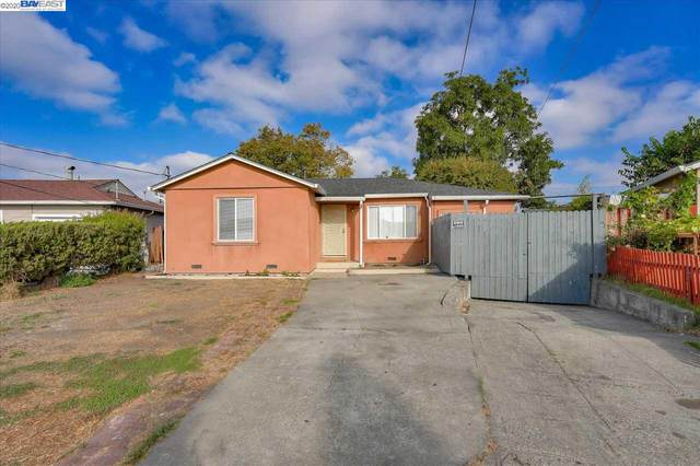 221 Isleton Ave, Oakland, CA 94603 (#40927287) :: The Grubb Company
