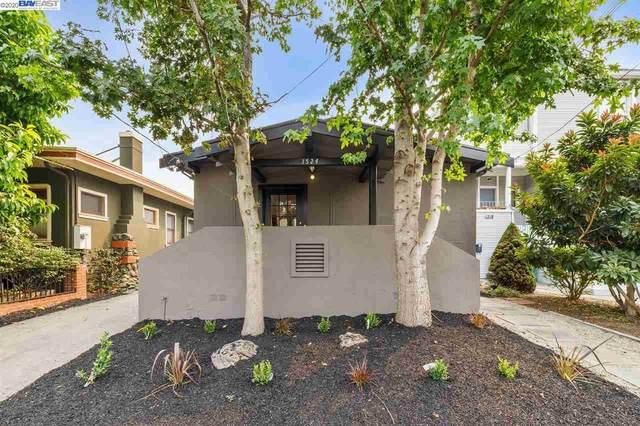 1524 Broadway, Alameda, CA 94501 (#40927301) :: Real Estate Experts