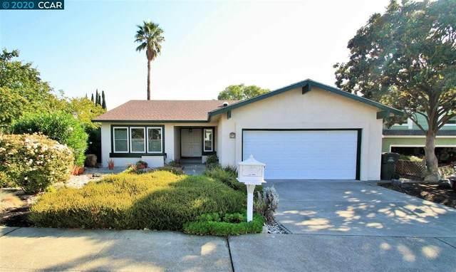 2152 Swan Lake Ct, Martinez, CA 94553 (#40927318) :: The Grubb Company