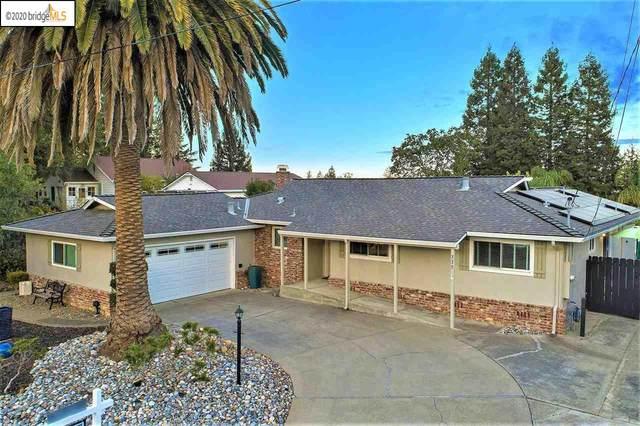 335 Twinview Dr, Pleasant Hill, CA 94523 (#40927327) :: The Grubb Company