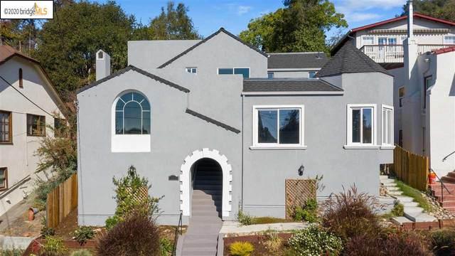 698 Santa Ray Ave, Oakland, CA 94610 (MLS #40927382) :: 3 Step Realty Group