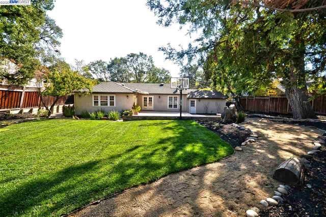 141 Bales Drive, Walnut Creek, CA 94596 (#40927395) :: Blue Line Property Group