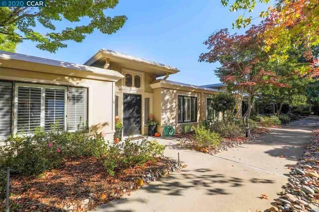 1147 Oakmont Dr #8, Walnut Creek, CA 94595 (#40927401) :: Blue Line Property Group
