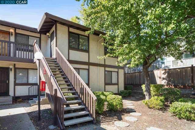 57 Monte Cresta Ave, Pleasant Hill, CA 94523 (#40927410) :: Blue Line Property Group