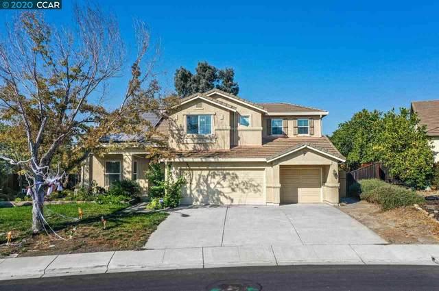 2619 Leopard Way, Antioch, CA 94531 (#40927419) :: Blue Line Property Group