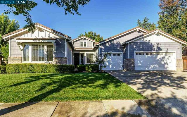 1627 Dawnview Dr, Brentwood, CA 94513 (#40927458) :: Blue Line Property Group