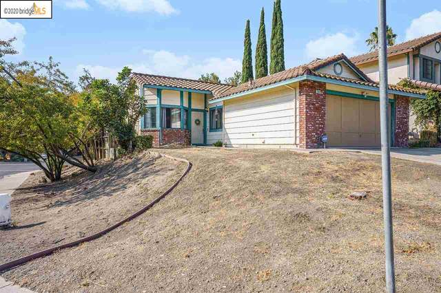 2801 Morro Dr, Antioch, CA 94531 (#40927462) :: Blue Line Property Group
