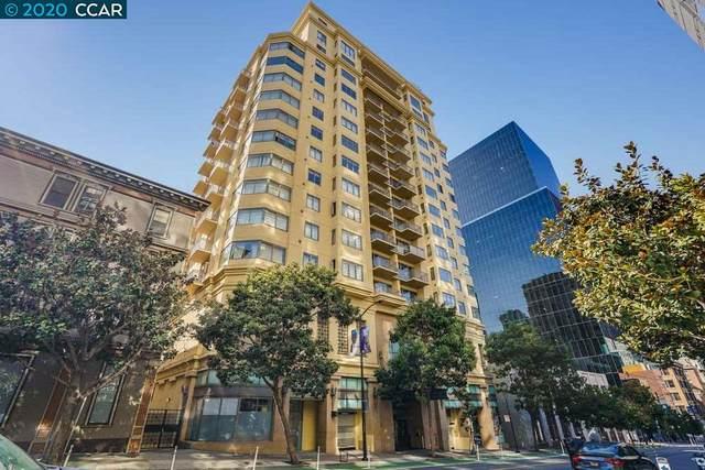 246 2nd St #804, San Francisco, CA 94105 (MLS #40927466) :: 3 Step Realty Group
