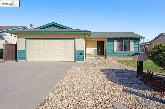 1521 Sandy Court., Antioch, CA 94509 (#40927498) :: Blue Line Property Group