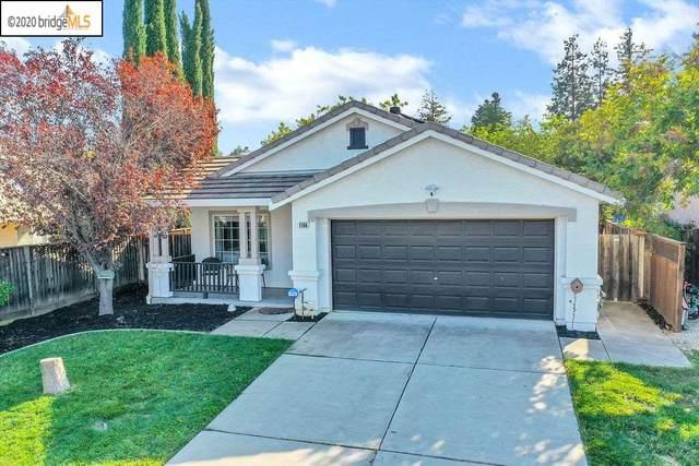 1166 Rockspring Way, Antioch, CA 94531 (#40927512) :: Blue Line Property Group