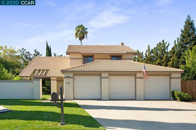 41 Mt Olympus Pl, Clayton, CA 94517 (#40927518) :: Blue Line Property Group