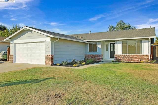 982 Almond Dr, Oakley, CA 94561 (#40927541) :: Blue Line Property Group