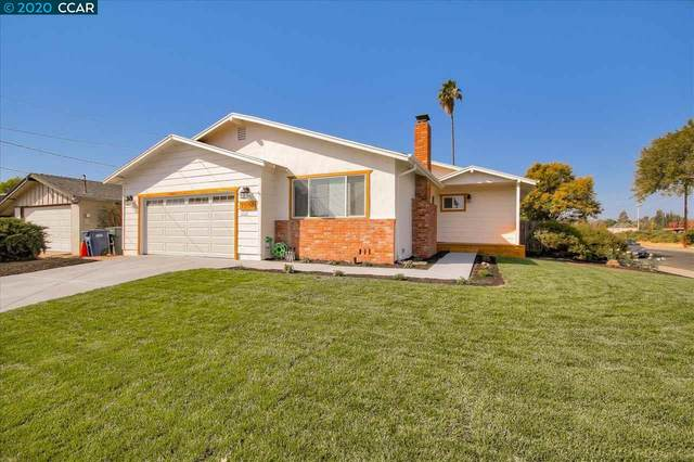 3597 Falcon Dr, Concord, CA 94520 (#40927594) :: Blue Line Property Group