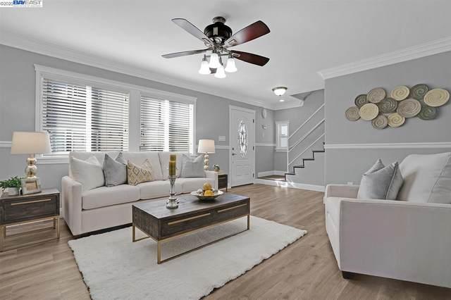215 Poplar Ave, Hayward, CA 94541 (#40927609) :: Real Estate Experts