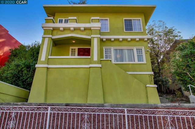 3220 Park Blvd, Oakland, CA 94610 (#40927633) :: Blue Line Property Group