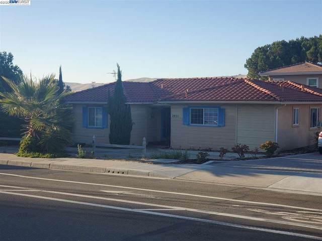 2821 Washington Blvd, Fremont, CA 94539 (#40927656) :: Paradigm Investments