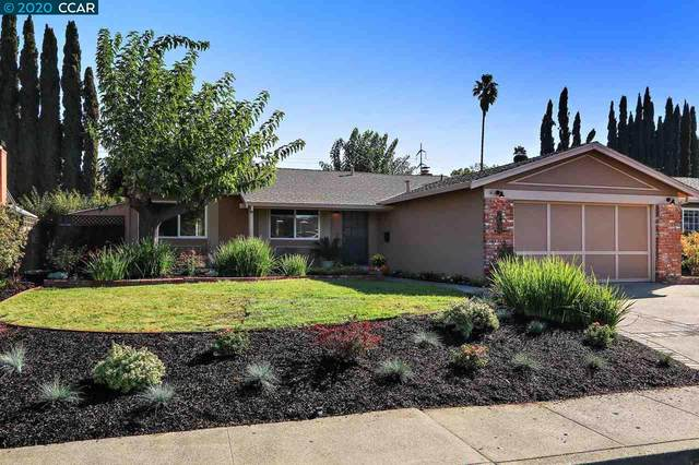 2144 Knollwood Drive, Martinez, CA 94553 (#40927658) :: Blue Line Property Group