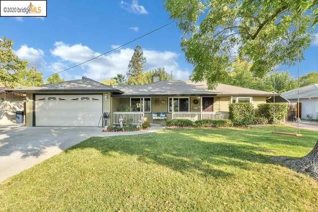 124 Mazie Dr, Pleasant Hill, CA 94523 (#40927675) :: Armario Venema Homes Real Estate Team