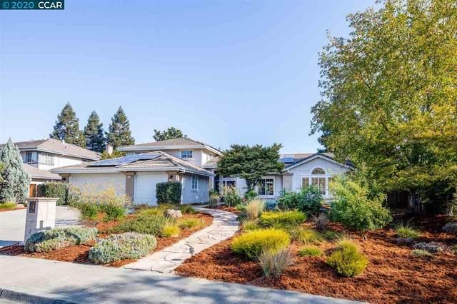 1188 Flowerwood Pl, Walnut Creek, CA 94598 (#40927692) :: Blue Line Property Group