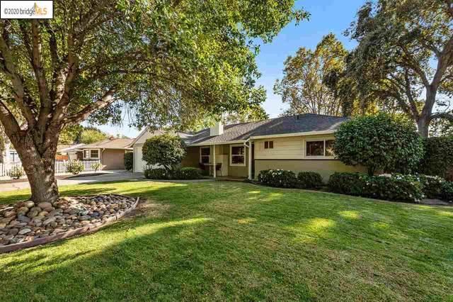 161 Luella Dr, Pleasant Hill, CA 94523 (#40927715) :: Blue Line Property Group