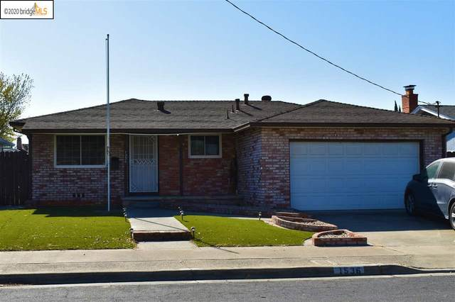 1536 Marshall St, Antioch, CA 94509 (#40927716) :: Blue Line Property Group