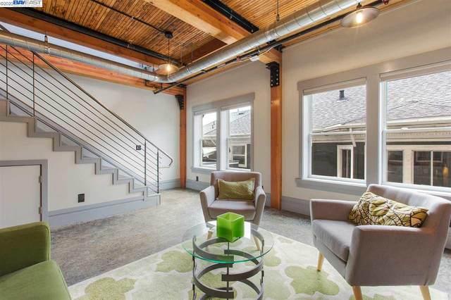 6105 San Pablo Ave #202, Oakland, CA 94608 (#40927882) :: Excel Fine Homes