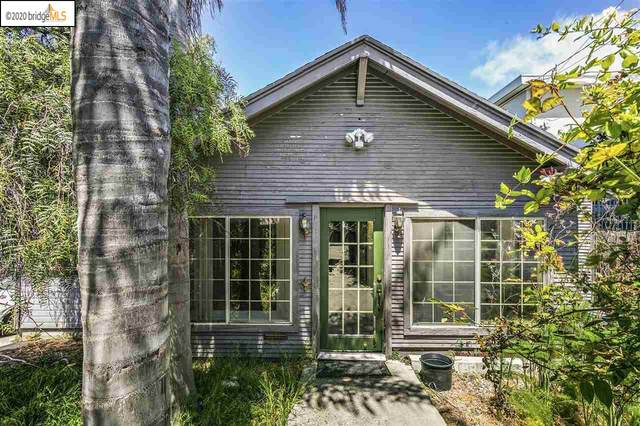 5715 Bayview Ave, Richmond, CA 94804 (#40927899) :: Paradigm Investments