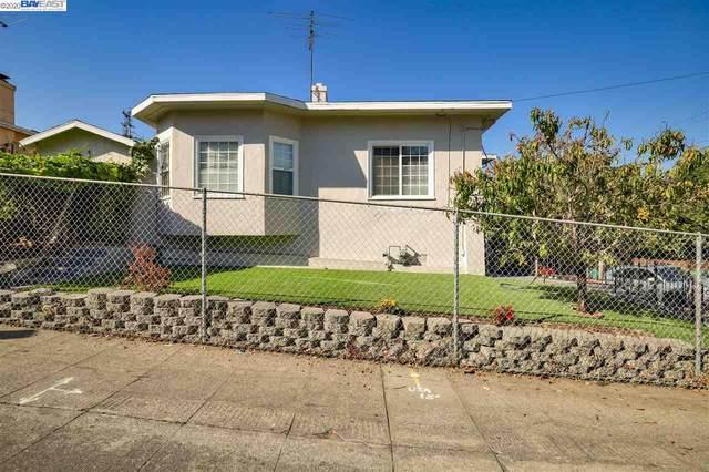1225 E 34th St, Oakland, CA 94610 (#40927972) :: Armario Venema Homes Real Estate Team