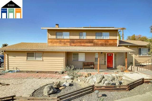 311 Cima Drive, Vallejo, CA 94589 (#40928493) :: Paradigm Investments