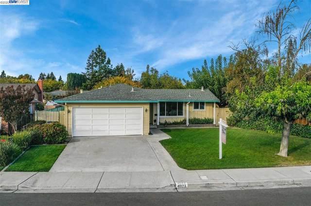 4023 Francisco St, Pleasanton, CA 94566 (#40928619) :: Armario Venema Homes Real Estate Team